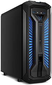 MEDION X30 PCC968 - Ordenador de sobremesa ( Intel Core i7-9700, 8GB RAM, 1TB HDD + 128GB SSD, Nvidia GeForce