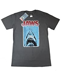 Jaws Retro Movie Poster OFFICIAL Unisex T-Shirt Up To XXL