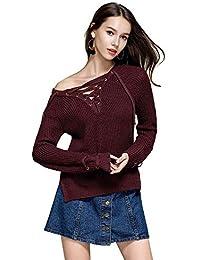 Suéter de BaZhaHei, Otoño suéter de Mujer AliExpress a Prueba de explosiones con Cuello en