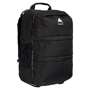 41UDKxWVqJL. SS300  - Burton Traverse Pack Bolsa de Viaje 52 cm, 35 litros, True Negro Ballistic
