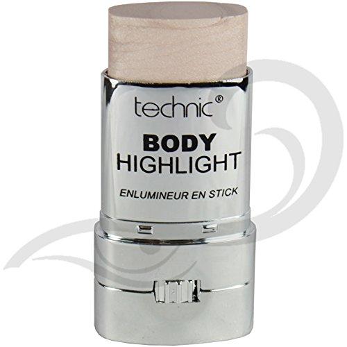 Technic Body Highlighter Creme Illuminator Stift 13.5 g (Dazzle Highlighter)