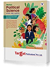 Std 12 Political Science Book | SYJC Arts Guide | Perfect Notes | HSC Maharashtra State Board | Based on Std 12th New Syllabus