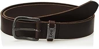 Lee - lj - ceinture - homme - marron (dark brown) - 110