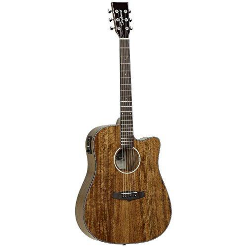 Tanglewood evolución Exotic tw28ce X OV–Guitarra electroacústica