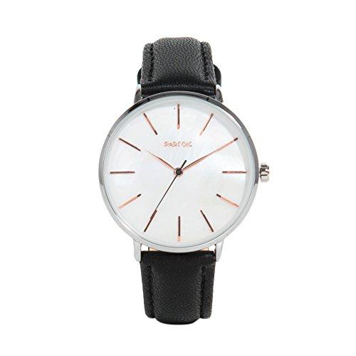 Parfois - Reloj Silver - Mujeres - Tallas Única - Negr