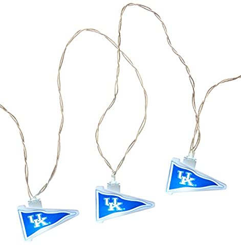 NCAA Kentucky Wildcats LED Pennant Party Lights