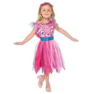 Smiffy's – Moshi Monster – Déguisement Princesse Poppet – 5-7 ans (Import Royaume-Uni)