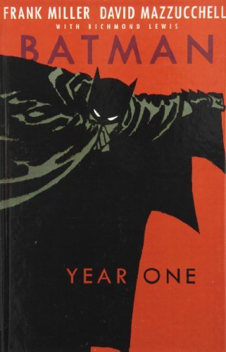 Batman: Year One Deluxe by Frank Miller (May 15,2007)