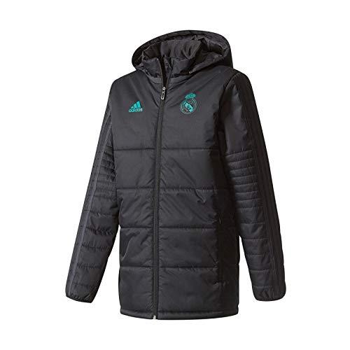 ▷ Comprar CHAQUETA REAL MADRID NEGRA  Lo MEJOR del MERCADO  2019  01f6a56ba2ffe