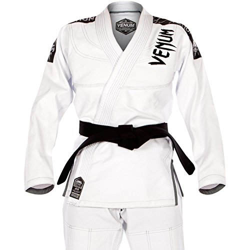 Venum Herren Challenger 3.0 Kimono Bjj Gi, Weiß / Grau, A2
