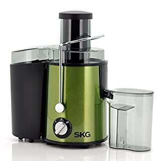 SKG gs-310l – Presse-Fruit Elektrische/400 W/Filter Stahl INOXIDABLE/550 ml *