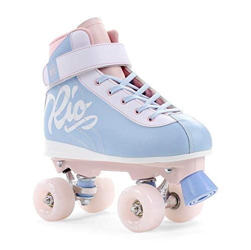 Rio Roller Rollschuhe Milkshake (Cotton Candy, 38)