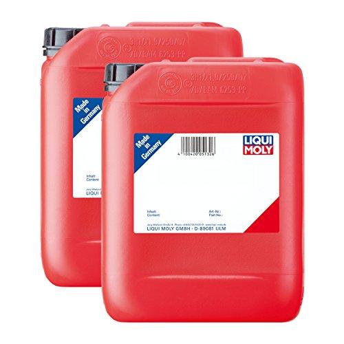Preisvergleich Produktbild 2x LIQUI MOLY 5140 Super Diesel Kraftstoffzusatz Additiv 5L