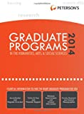 Graduate Programs in the Humanities, Arts & Social Sciences 2014, Grad 2