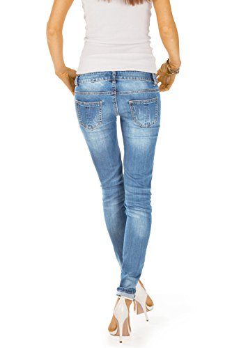 bestyledberlin -  Jeans  - skinny - Donna blu denim