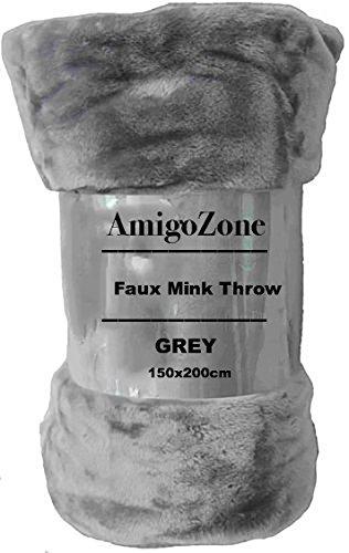 AmigoZone Soft Luxury Faux Fake ...