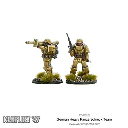 t Heavy Infantry, Konflikt'47 Wargaming Miniatures ()