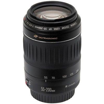 Canon EF 55-200mm/ 4,5-5,6/ II USM Objektiv
