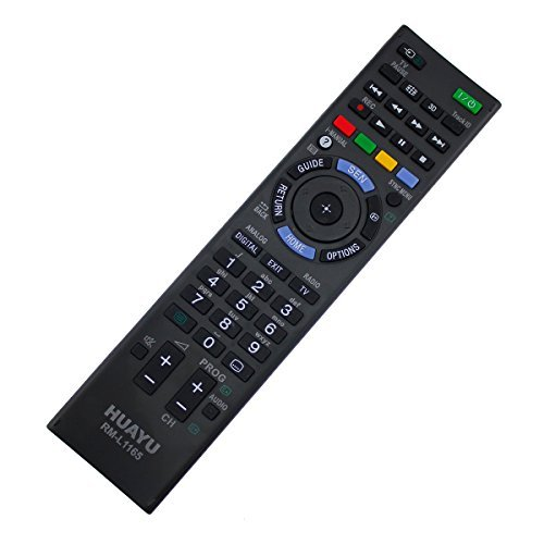 Sony LED LCD 3D TV RM-ED050 / FX0057911 / 149002211 Remote - frustfreie Bedienung ()