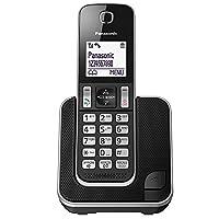 تليفون لاسلكي من باناسونيك Kx-Tgd310- أسود