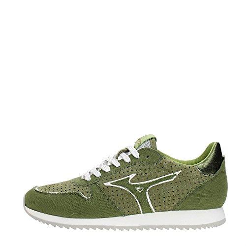 Mizuno Spring / Summer 2018 - Etamin 2 Perfor Army Green Mainapps Green