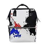 Calcio alla portata di mano della borsa del sacchetto del computer portatile della borsa di viaggio dello zaino alla moda