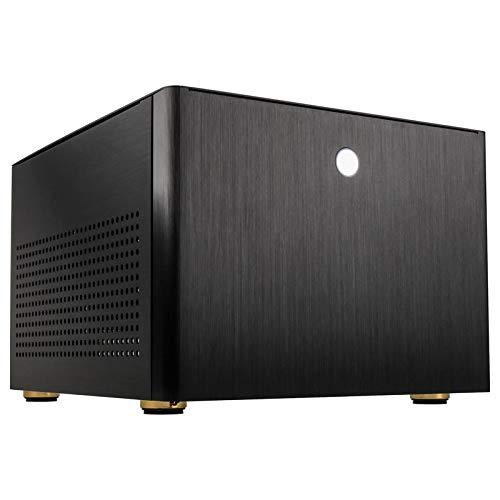 Kolink Satellite Plus Mini-ITX- / Micro-ATX-Gehäuse - schwarz Micro Case