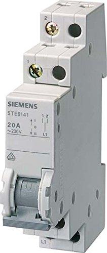 Preisvergleich Produktbild Siemens SENTRON - Switch Position oder Ganz Einfach 230 VAC