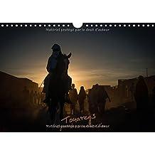 Touaregs (Calendrier mural 2018 DIN A4 horizontal): Les guerriers au coeur d'or (Calendrier mensuel, 14 Pages ) (Calvendo Places) [Kalender] [Apr 01, 2017] Dvorak, François