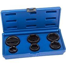 Hazet Ölfilterschlüssel-Satz 6-teilig Ölfilterschlüssel