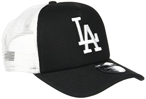 New Era Men's Clean Trucker Los Angeles Dodgers Cap