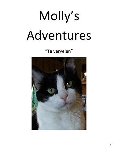 """""""Molly's Adventures - Te vervelen"""" (Dutch Edition)"""
