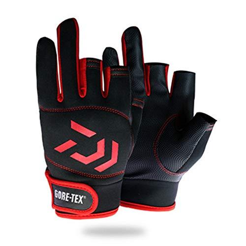 Bootsport crazy4sailing Amara Kunstleder Segelhandschuhe Racing 5 Finger frei Segeln Glove Bekleidung