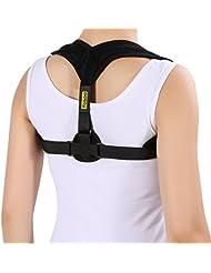 Haltungskorrektur Geradehalter Schulter Rücken Haltungsbandage Einstellbare Größe für Männer und Frauen