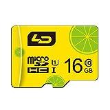 Scheda di memoria TF (micro-SD) U1C10 Leggi 80MB / s Computer di lettura punto piatto altoparlante Registratore di guida Videocamera di monitoraggio Scheda di memoria del telefono 16 GB, 32 GB, 64 GB,