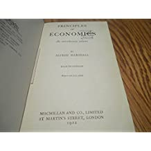 The Principles of Economics (eighth edition)