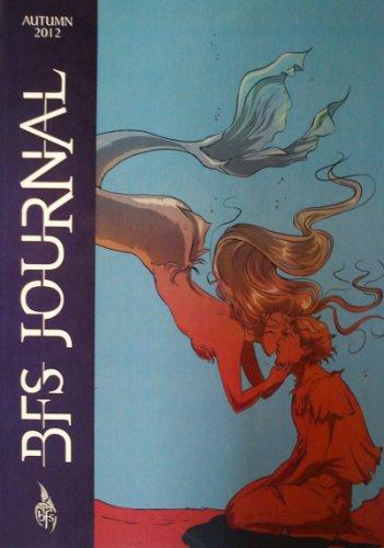 British Fantasy Society (BFS) Journal Autumn 2012