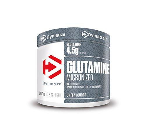 Dymatize - Dymatize Glutammina Micronizzata 300gr - 41UDnJaIclL