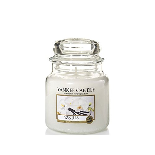 Yankee Candles Moyen Bougie - Vanille