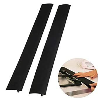 silicone stove counter gap cover oven gap guard cover spill guard seals for stove and countertop. Black Bedroom Furniture Sets. Home Design Ideas
