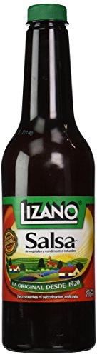 |Lizano Salsa, 24.7 Oz || 700ml|