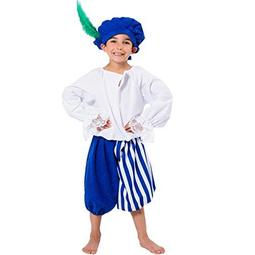 fancy dress costume for boys (William Shakespeare Kostüm)