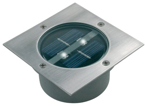 Spot de sol Smartwares 5000.198 Carlo - Énergie solaire - Capteur jour/nuit
