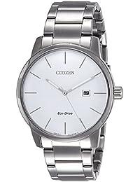 Citizen Analog White Dial Unisex's Watch-BM6960-56A