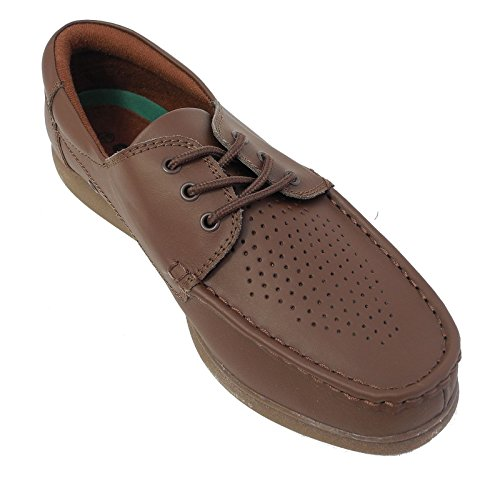 Dek ,  Herren Sneaker Low-Tops Braun