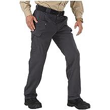 5.11Tactical Series Stryke–Pantalón para hombre, Hombre, color Gris Anthracite/Charcoal, tamaño 38 W/32 L