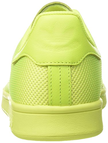 adidas Stan Smith, Sneakers basses mixte adulte Jaune (Solar Yellow/Solar Yellow/Solar Yellow)