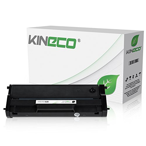 Kineco Toner kompatibel zu Ricoh SP 150 Type-150 HC für Ricoh SP 150suw, SP 150w, SP 150su, SP 150 - Schwarz 1.500 Seiten