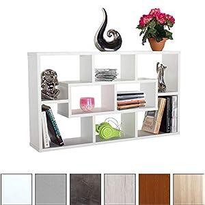 Wand Regale Wohnzimmer günstig online kaufen | Dein Möbelhaus