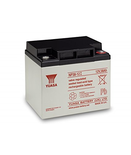 Yuasa - Batterie Plomb Yuasa 12V 38Ah NP38-12 - NP3812